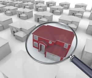 Inspecting a bank owned property