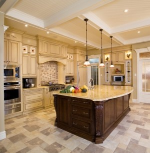 Luxury kitchen price per square foot