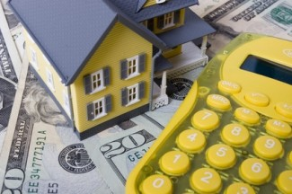 Mortgage and downpayment for FHA financing