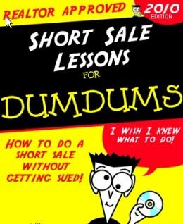 Short sale Realtor Sued