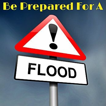 Be Prepared For a Flood