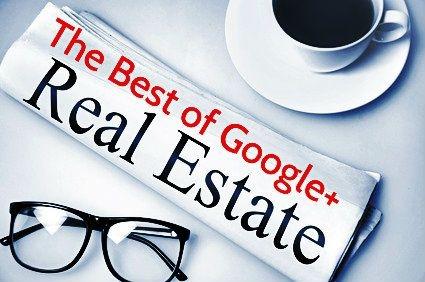 Best Google+ Real Estate Articles October 2014