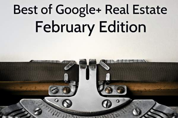 Best Google+ Real Estate February 2015