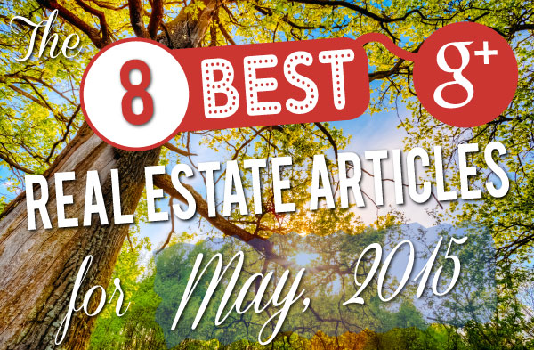 Best Google+ Real Estate May 2015