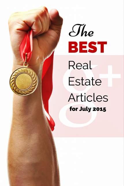 July 2015 Best Google+ Real Estate