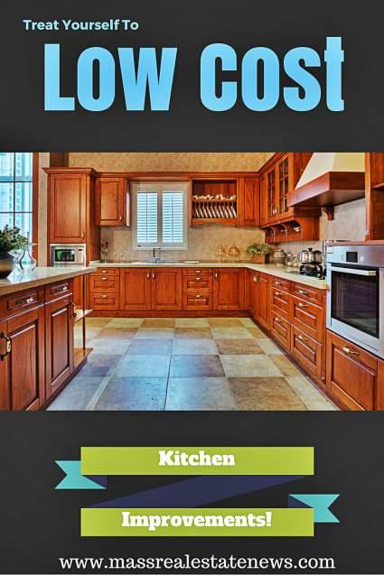 Low Cost Kitchen Improvements