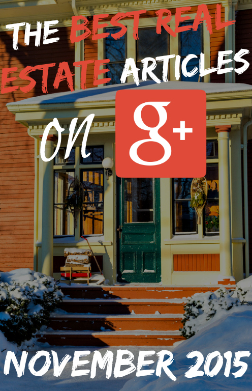 Best Google+ Real Estate November 2015