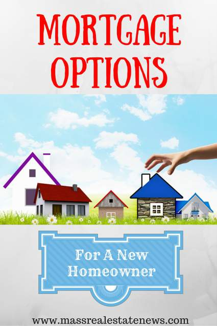 Mortgage Options For a New Homeowner