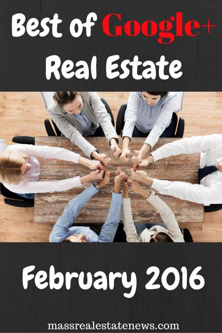 Best Google+ Real Estate February 2016