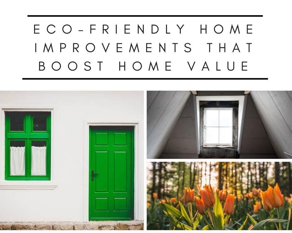 Eco Friendly Home Improvements
