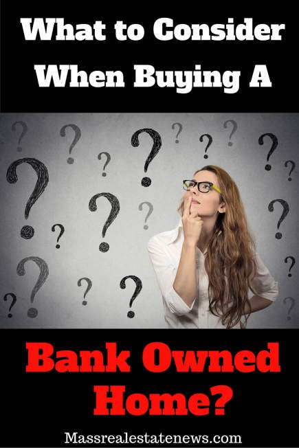 What to Consider When Buying Bank Owned Home