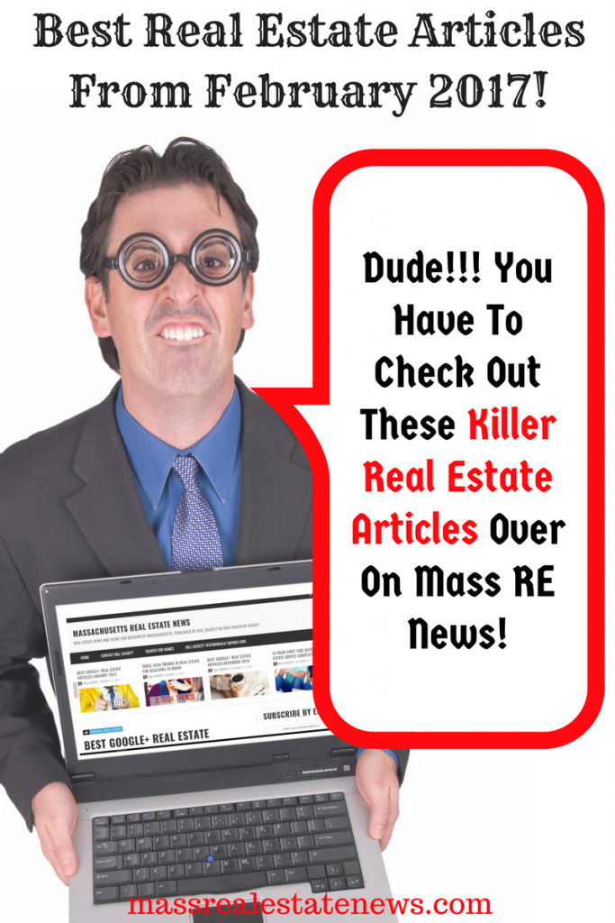 Best Real Estate Articles From February 2017