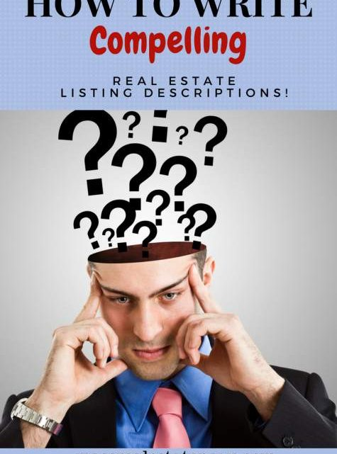 How to Write Real Estate Listing Descriptions