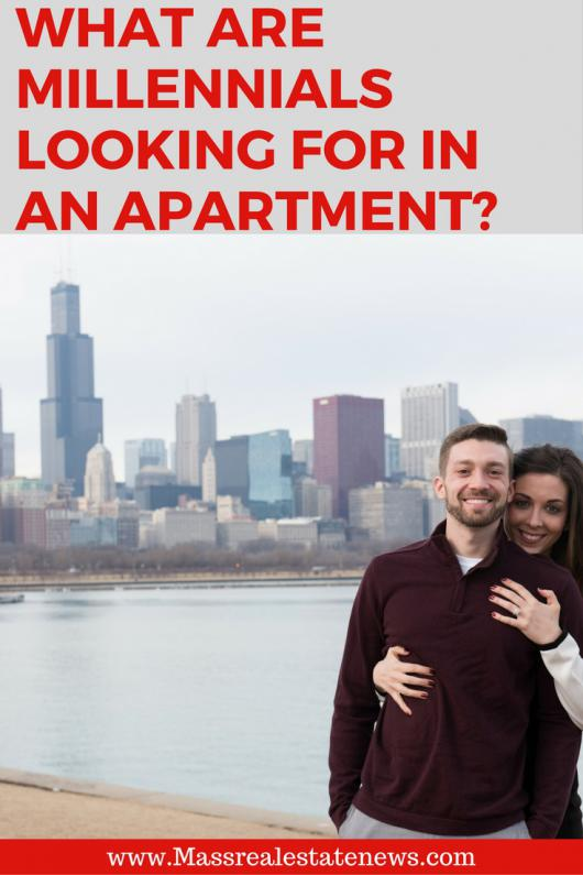 What Are Millennials Looking For in an Apartment