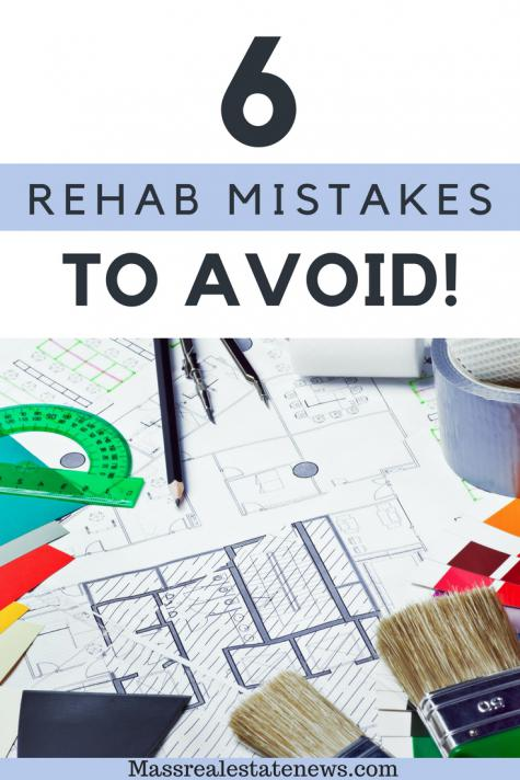 6 Common House Rehab Mistakes To Avoid