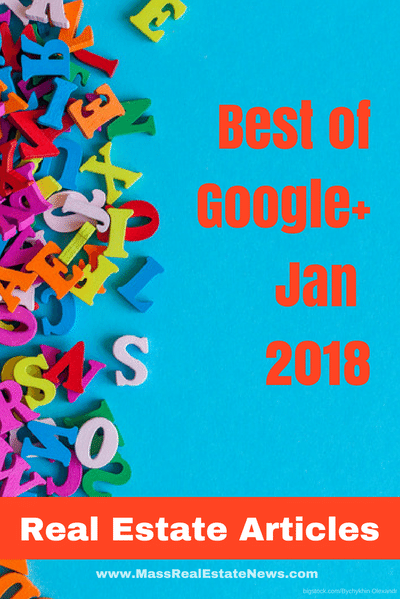 Best Google Plus Real Estate january 2018