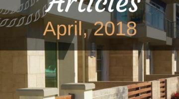 Best Google Plus Real Estate April 2018