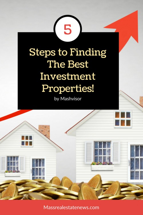 Finding The Best Investment Properties