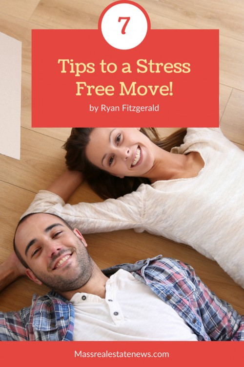 Tips For a Stress Free Move