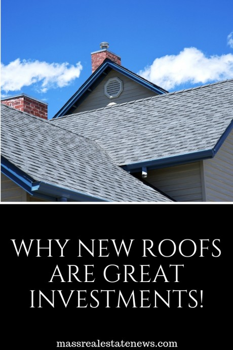 Why New Roofs Are Great Investments