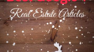 Best Real Estate Articles December 2018