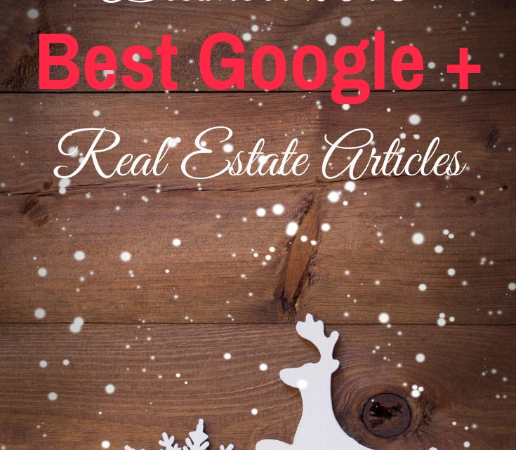 Best Real Estate Articles December 2018