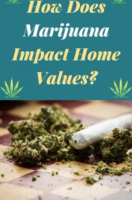 How Does Marijuana Affect Home Values