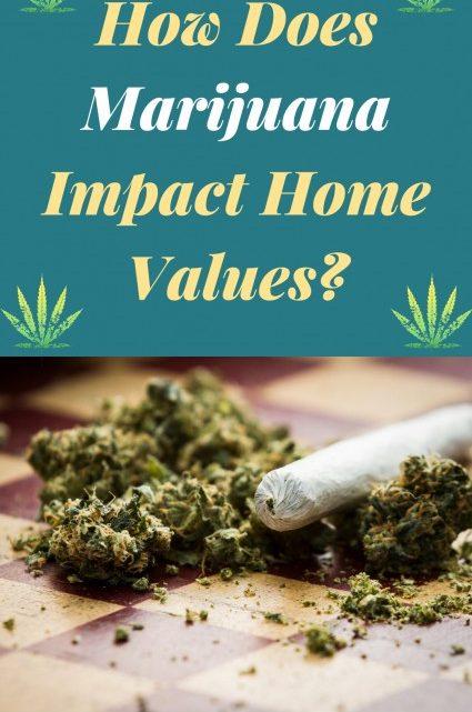 How Does Marijuana Affect Home Values