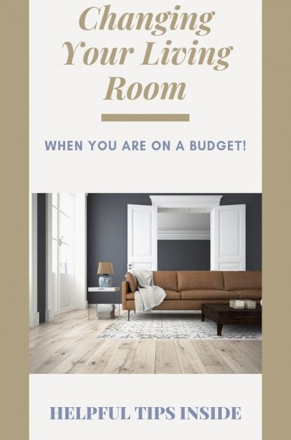 Changing Your Living Room