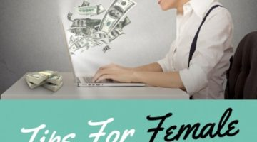 Tips For Female Real Estate Investors!