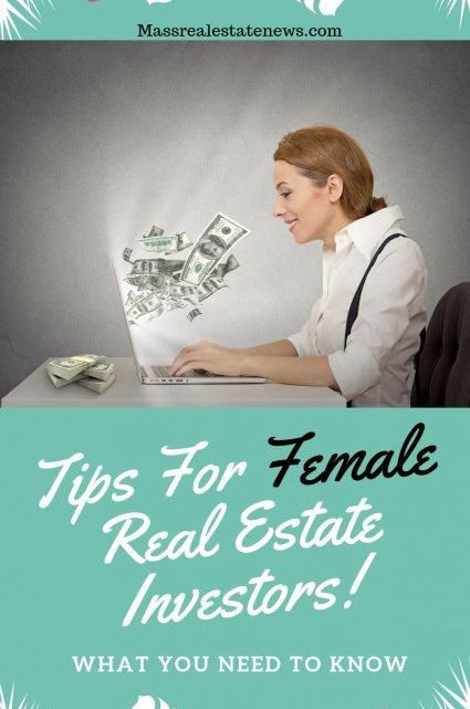 Tips For Female Real Estate Investors!