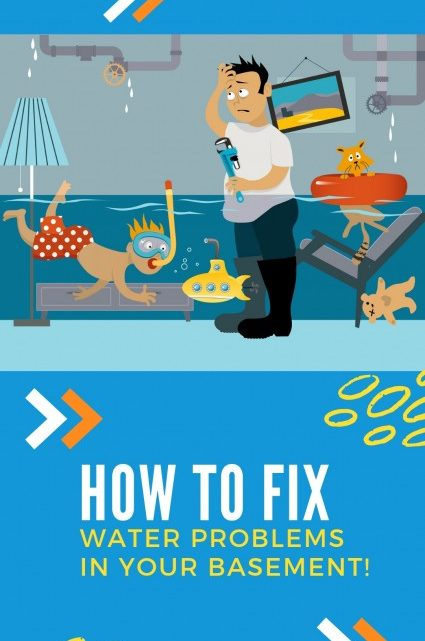 How to Fix Basement Water Problems
