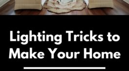 Lighting Tricks to Make Your Home Brighter