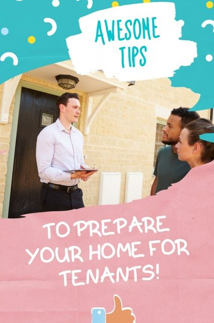 Tips to Prepare a Home For Tenants