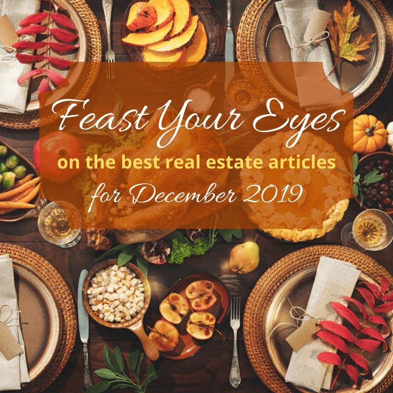 Best Real Estate Articles December 2019