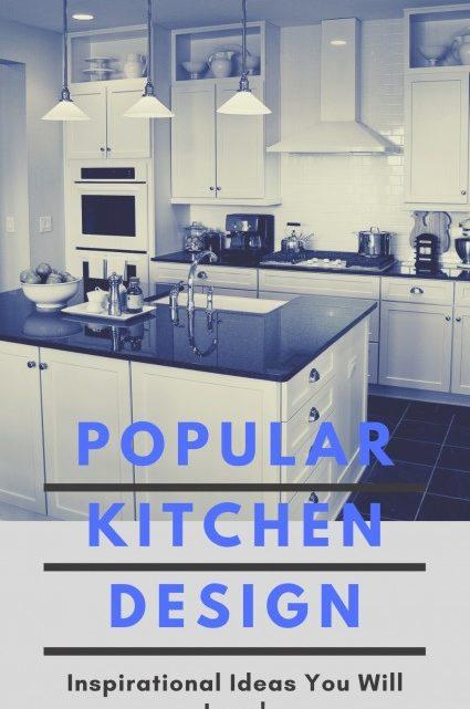 Modern Kitchen Design 5 Inspirational Decor Tricks
