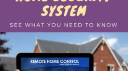 Advantages of a Home Security System