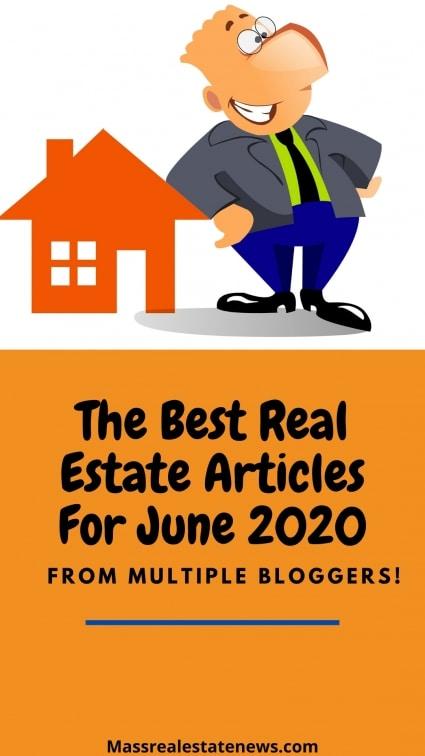 Best Real Estate Articles June 2020
