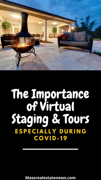 Virtual Staging and Tours