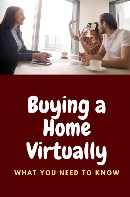 Buying a Home Virtually