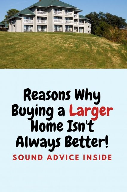 Buying a Larger Home