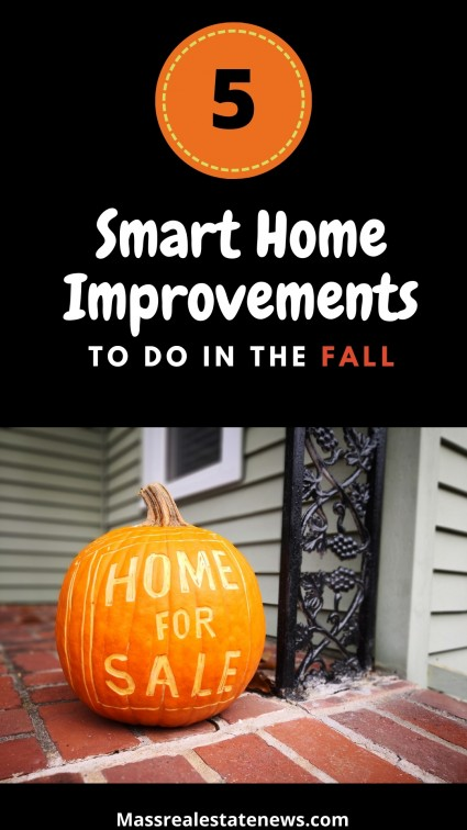 Home Improvements to do in the Fall