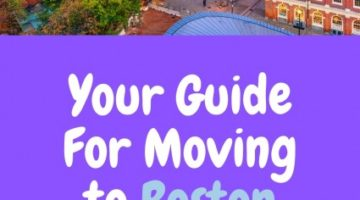 Moving to Boston