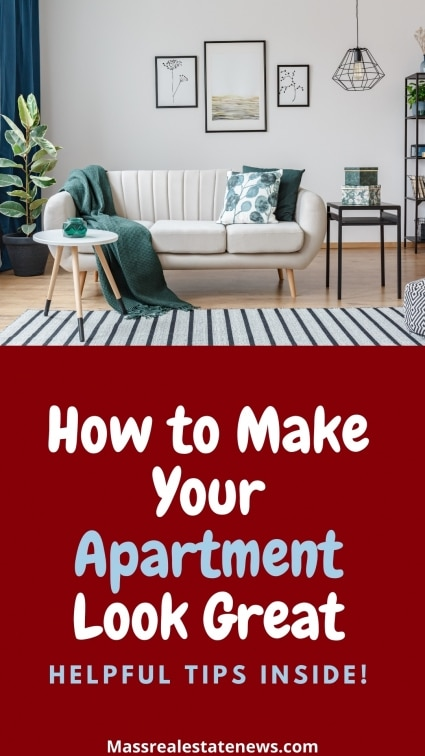 How to Make Your Apartment Look Great