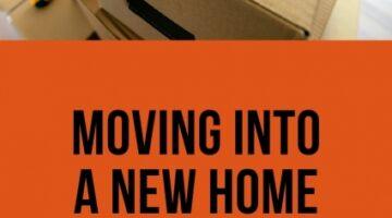 Moving Into Home Checklist