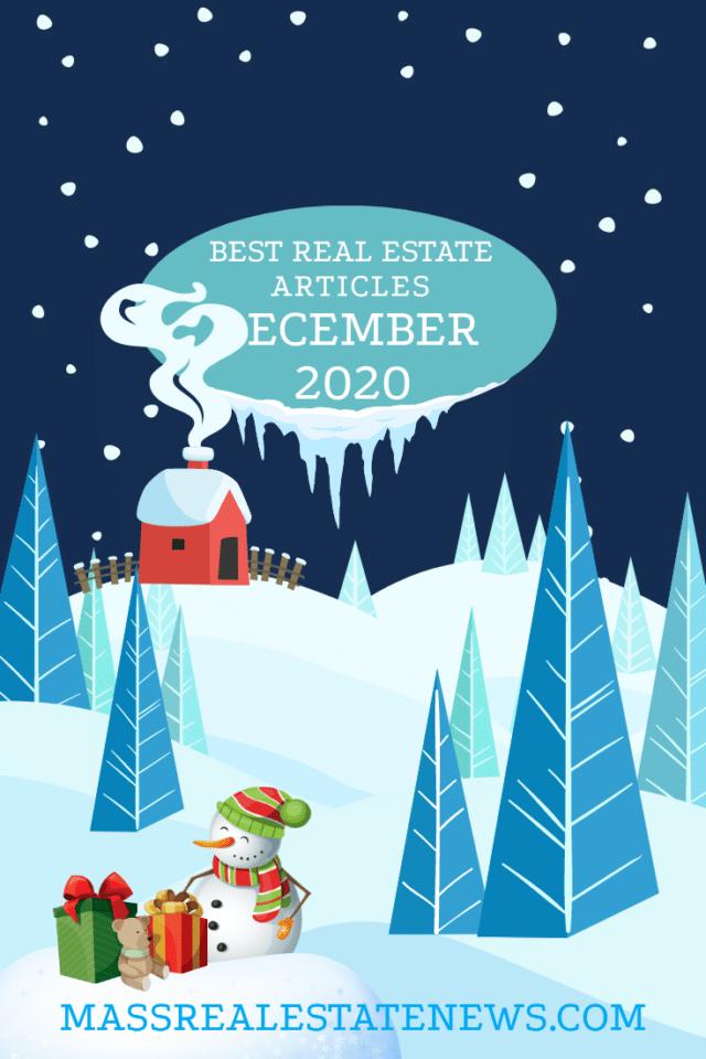 Best Real Estate Articles December 2020