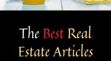 Best Real Estate Articles January 2021