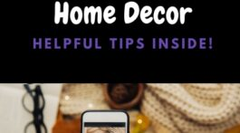 Instagram Promote Home Decor