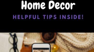 Instagram Promote Home Decor