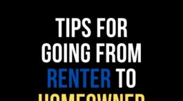 Renter to Homeowner